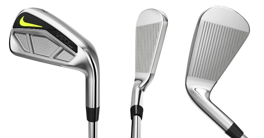 Nike Vapor Speed Irons - 3 Perspectives