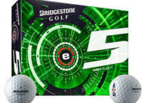 Bridgestone e5 Golf Ball Review – Precise Spin Control