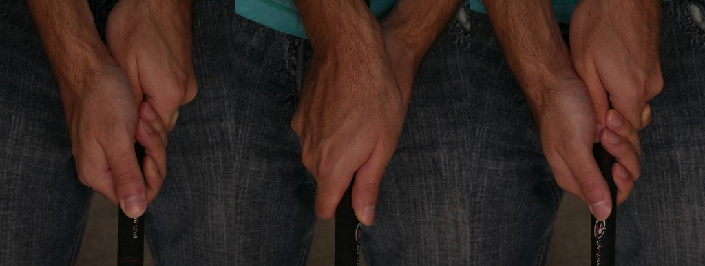 How To Grip A Golf Club - 3 Grip Types