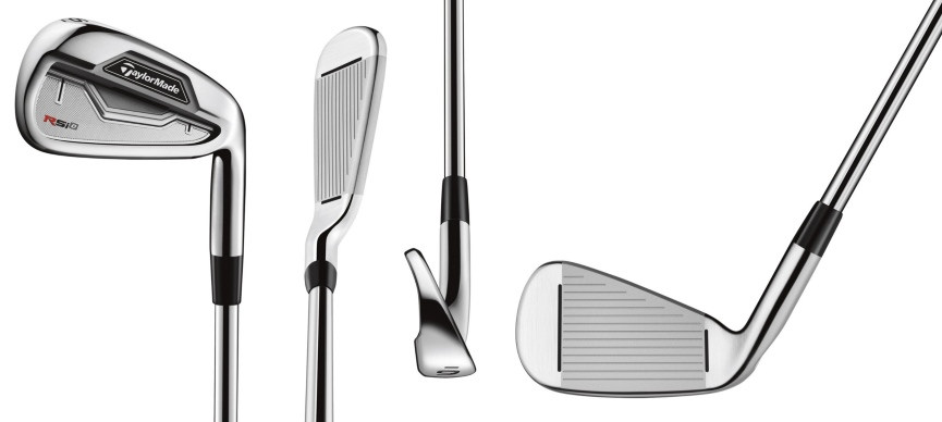 TaylorMade RSi 2 Irons - 4 Perspectives