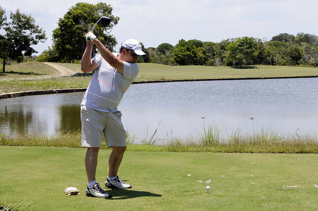 How To Make A Backswing - Image 1