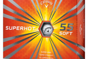 Callaway Super Hot 55 Golf Ball Review – Low-Spin Distance