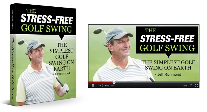 The Stress-Free Golf Swing Review - Product Shot