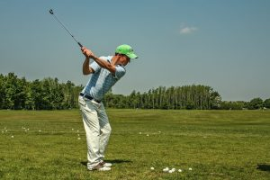 How To Swing A Golf Club - Backswing