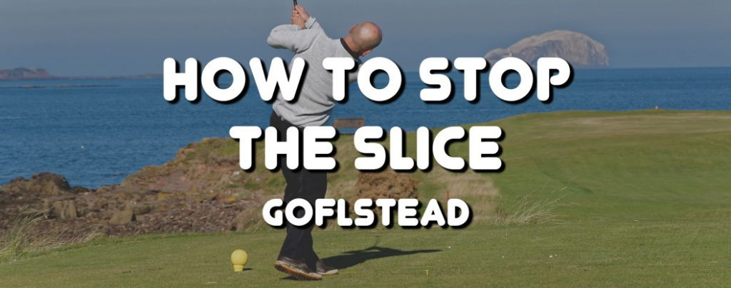 How To Stop The Slice - Banner