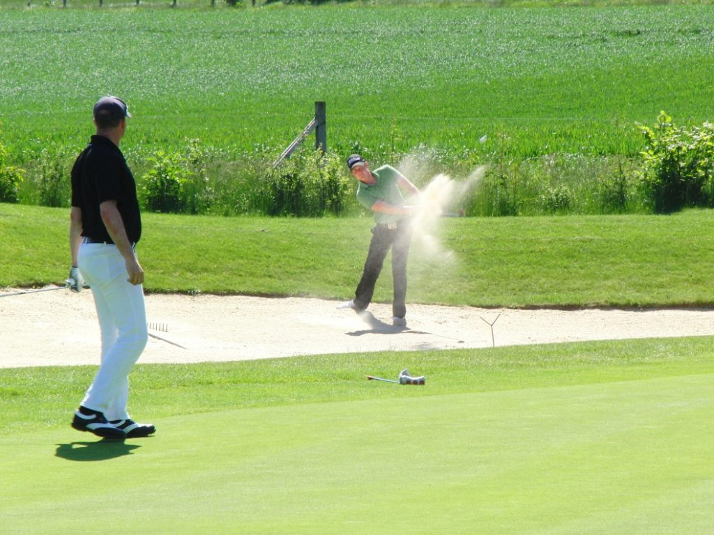 How To Hit Out Of The Bunker - Image 1