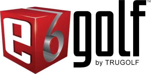 E6 Golf Logo