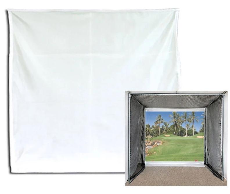Cimarron 10'x10' Impact Projection Screen
