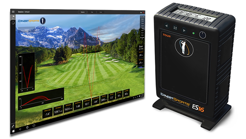 Ernest Sports ES16 Tour Launch Monitor