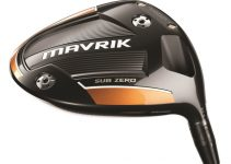 Callaway MAVRIK Sub Zero Driver - Featured