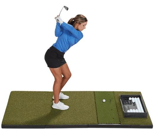 Fiberbuilt 7' x 4' Studio Golf Mat