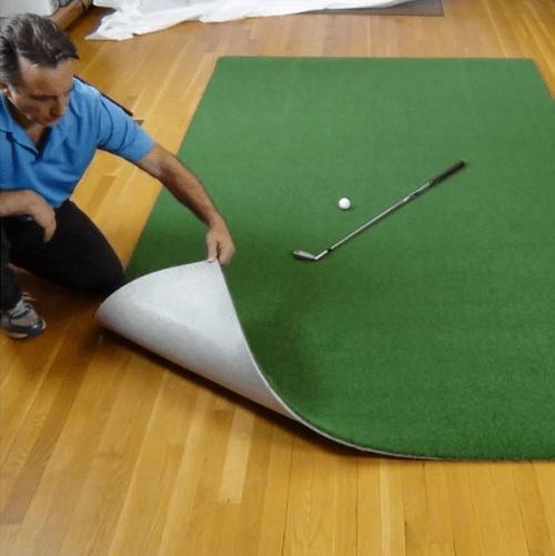 The Net Return Pro Turf Golf Mat