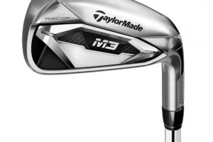 TaylorMade M3 Irons Review – Long, High & Straight