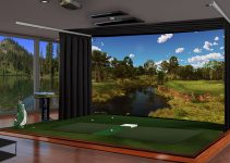 7 Best Golf Simulators For Left And Right-Handed Use
