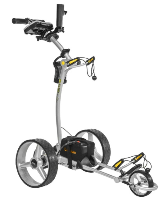 Bat-Caddy X4R Remote Electric Golf Caddy