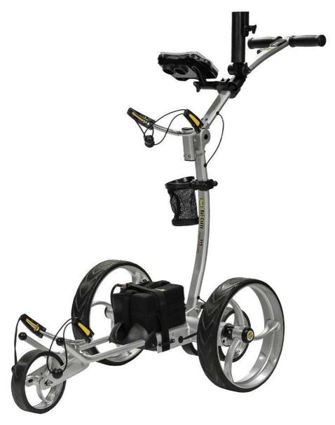Bat-Caddy X8 Pro Electric Golf Caddy