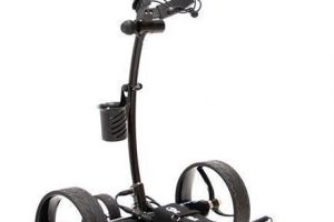 Cart Tek GRi-1500Li Remote-Control Golf Caddy