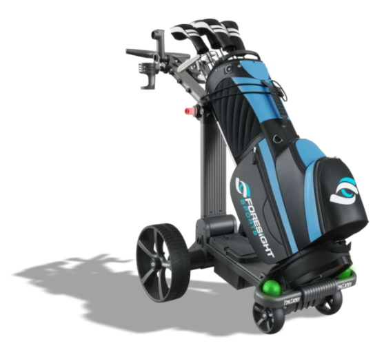 Foresight Sports ForeCaddy Smart Cart