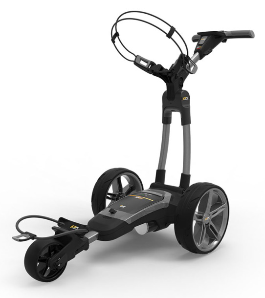 PowaKaddy FX7 GPS Electric Golf Trolley