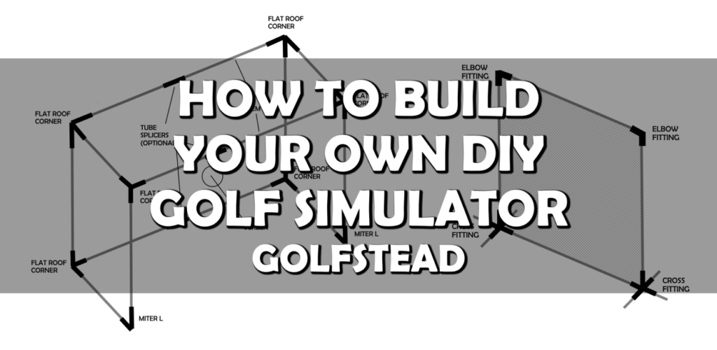 Building A DIY Golf Simulator - Banner