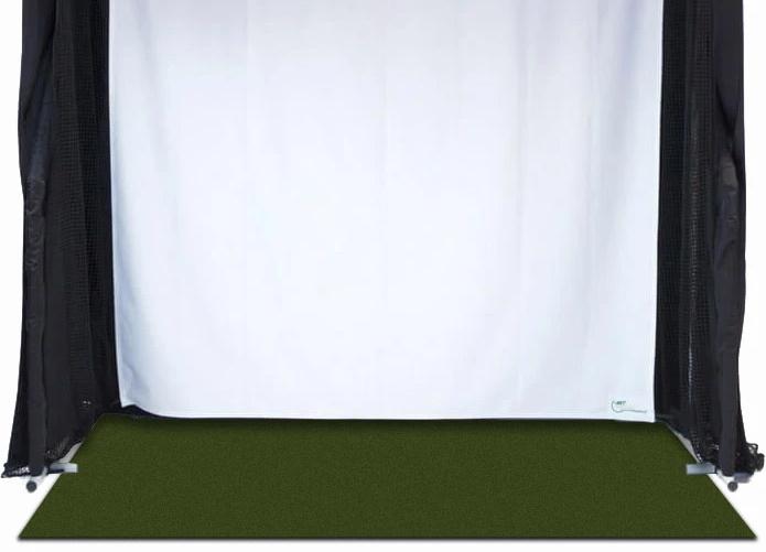 Golf Simulator Landing Pad Turf 1
