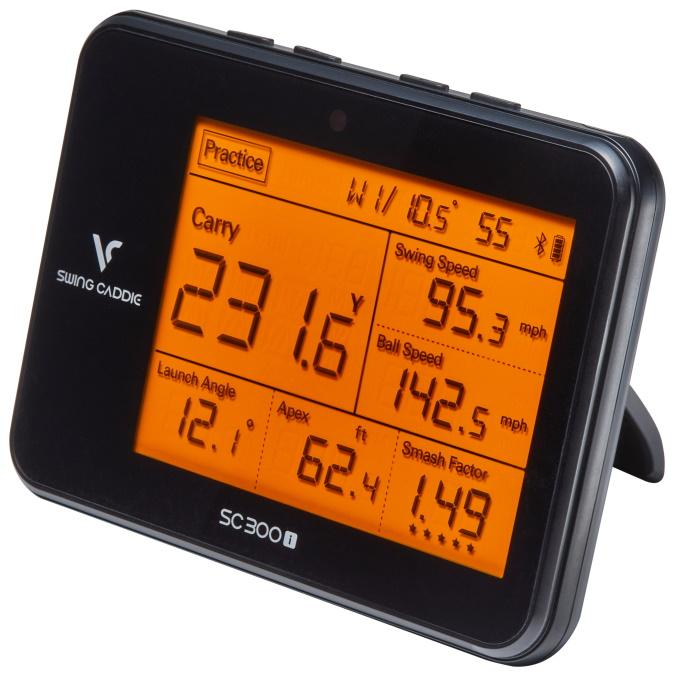 Voice Caddie SC300i Launch Monitor