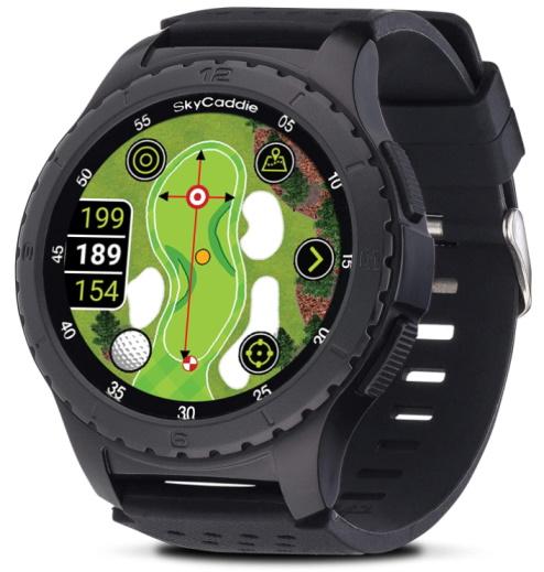 SkyCaddie LX5 Golf GPS Watch