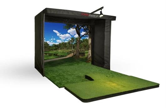 TruGolf Vista 10 Golf Simulator 2