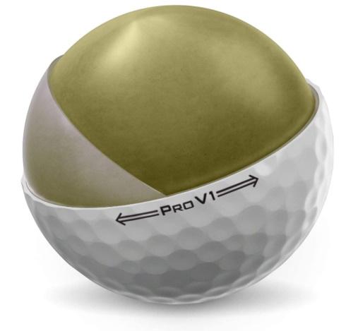 Titleist 2021 Pro V1 Golf Ball - Inside Look