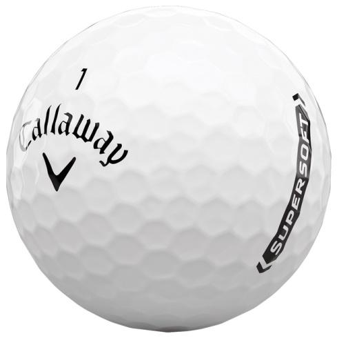 Callaway 2021 Supersoft Golf Ball