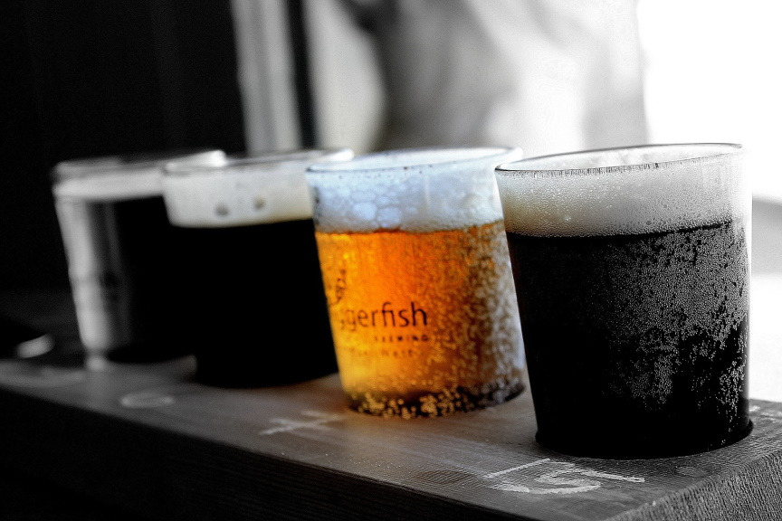 Beer & beverage glasses